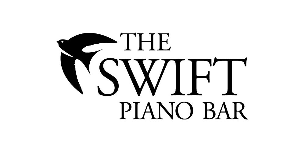 The Swift Piano Bar logo
