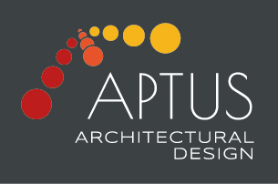 Logo design for Aptus Architectural Design