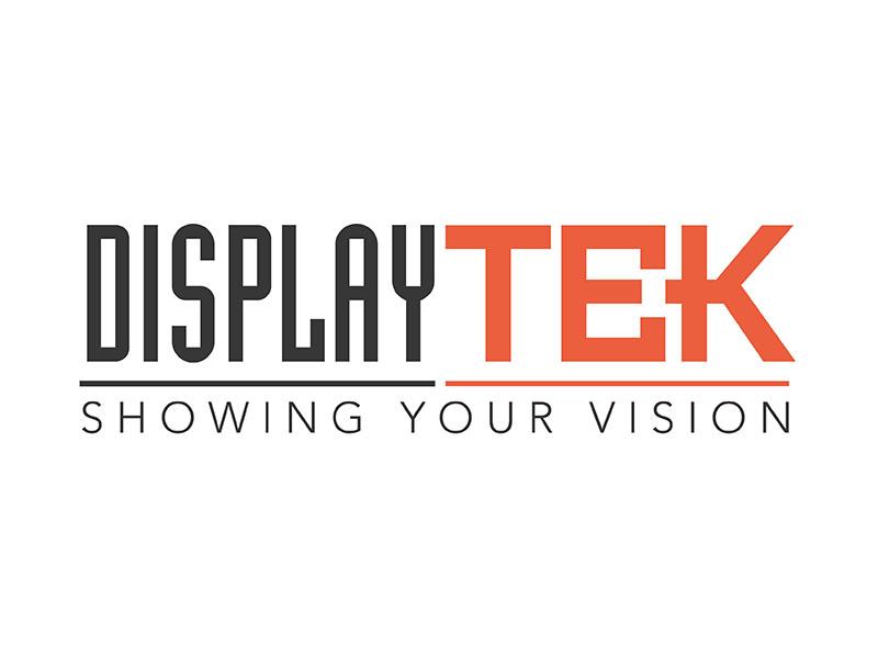 Revised DisplayTek Logo