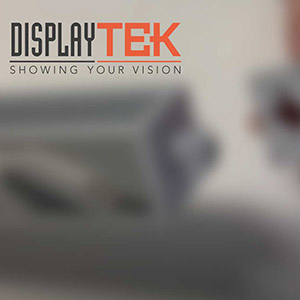 DisplayTek Logo design