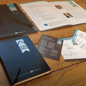 Dupytren's Summitt 2013 printed materials