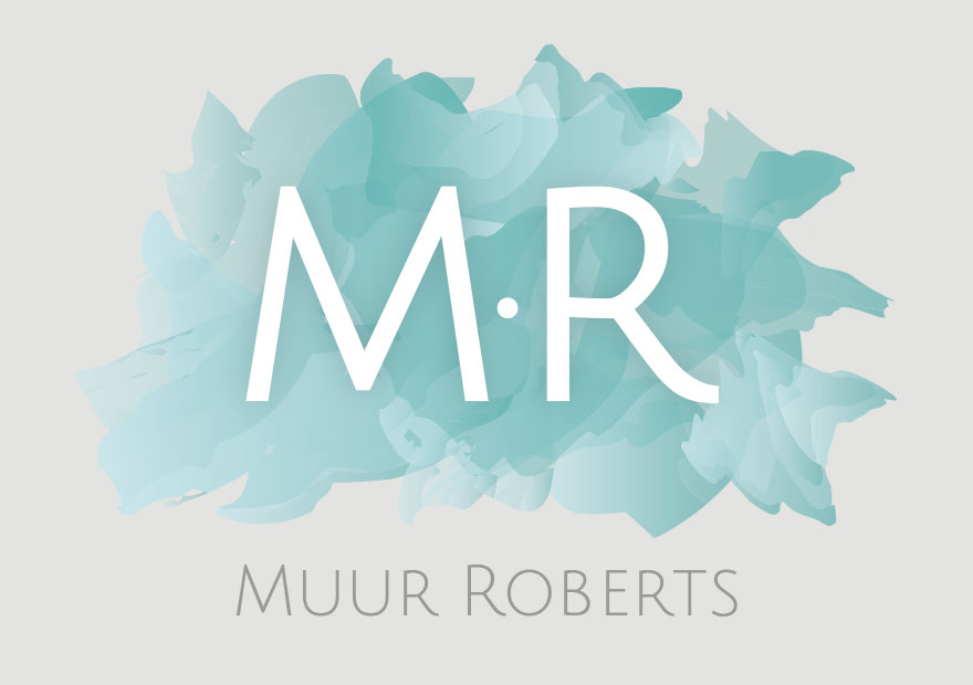 Graphic Design Muur : Creating a logo for muur roberts; creating a logo is essential to