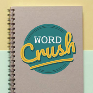 website revamp and new logo design for copywriter Word Crush